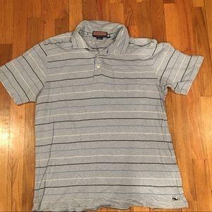 Vineyard Vines Polo Shirt Size: Medium